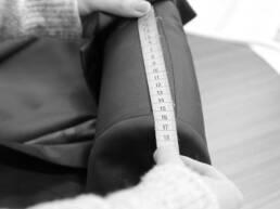 Controlo de qualidade de confecção textil