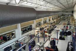 Empresa portuguesa de confecção têxtil